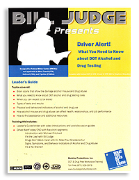 DOT Revised Driver Alert! What Drivers Need to know about the DOT Alcohol and Drug Testing Kit